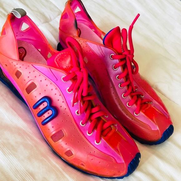 Melissa Love Grenade Tennis Shoes